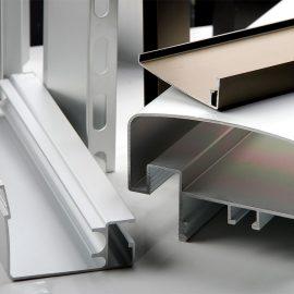 Способы обработки алюминиевого профиля