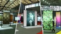 Уникальный дисплей на выставке DOMOTEX asia/CHINAFLOOR!