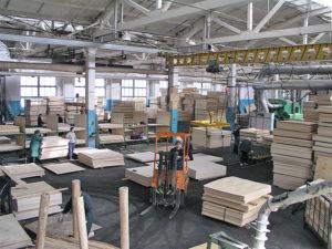 Производство мебели планируется организовать в Дзержинске