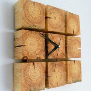 Настенные часы в стиле LOFT