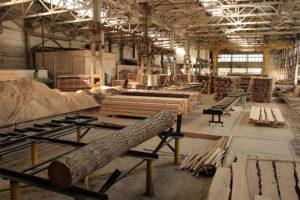 В Бокситогорском районе Ленобласти создали безотходное деревообрабатывающее производство