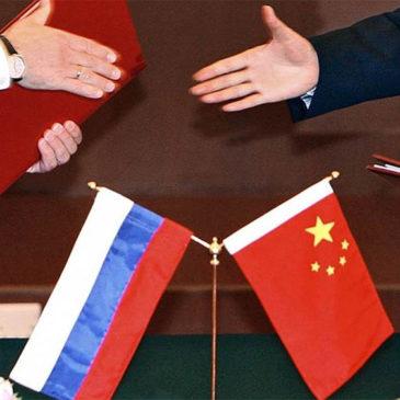 Китай учредил Союз лесохозяйственных предприятий для работы с Россией