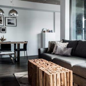 Мебель LOFT в интерьере